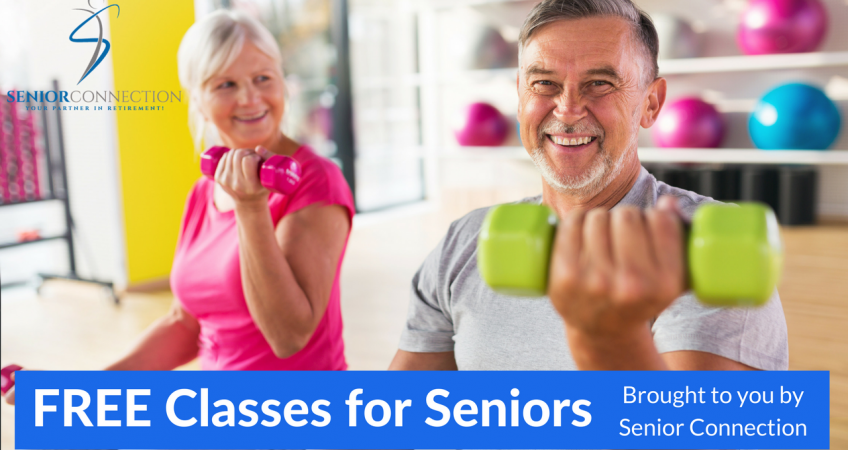 Free Classes for Seniors