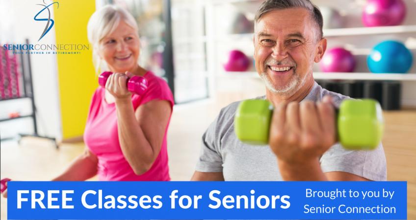 Free Classes for Seniors